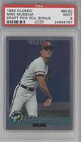 Mike Mussina [PSA 9]