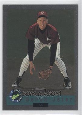 1992 Classic Draft Picks - Foil Bonus #BC6 - Derek Jeter