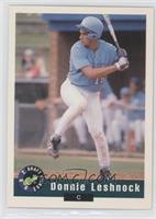 Donnie Leshnock