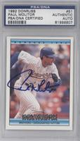 Paul Molitor [PSA/DNA Certified Auto]
