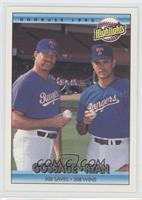 Nolan Ryan, Rich Gossage