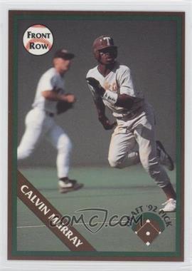 1992 Front Row Draft Picks Promos #CAMU - Calvin Murray