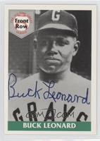 Buck Leonard (Autographed) /5000