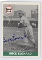 Buck Leonard (Autographed)