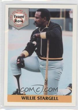 1992 Front Row The All-Time Great Series Willie Stargell Promo #1 - Willie Stargell
