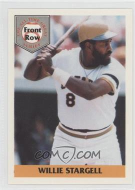 1992 Front Row The All-Time Great Series Willie Stargell #2 - Willie Stargell