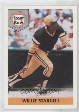 1992 Front Row The All-Time Great Series Willie Stargell #4 - Willie Stargell