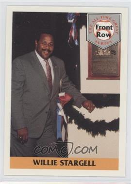 1992 Front Row The All-Time Great Series Willie Stargell #5 - Willie Stargell