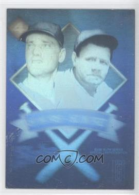 1992 Gold Entertainment The Babe Ruth Series Holograms - [Base] #4 - Babe Ruth