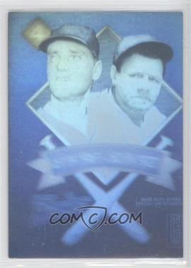 1992 Gold Entertainment The Babe Ruth Series Holograms #4 - Babe Ruth