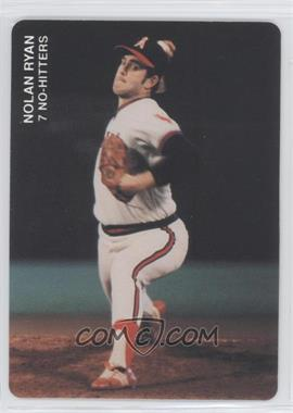 1992 Mother's Cookies Nolan Ryan 7 No-Hitters - Food Issue [Base] #2 - Nolan Ryan