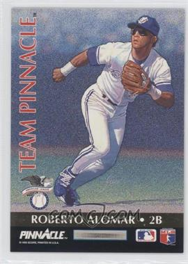 1992 Pinnacle - Team Pinnacle #5 - Roberto Alomar, Ryne Sandberg