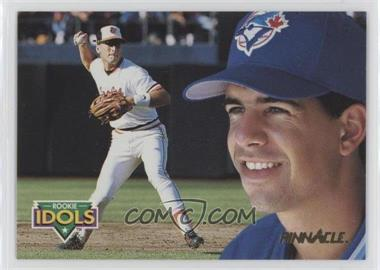 1992 Pinnacle Rookie Idols #11 - Eddie Zosky, Cal Ripken Jr.