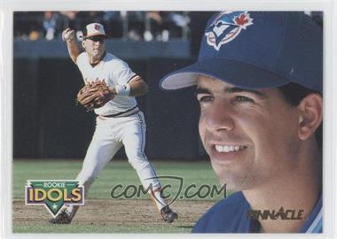 1992 Pinnacle Rookie Idols #11 - Eddie Zosky, Cal Ripken Jr.