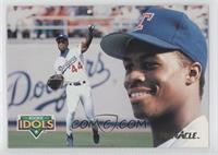 Darryl Strawberry, Donald Harris