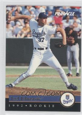 1992 Pinnacle Rookies - Box Set [Base] #10 - Joel Johnston