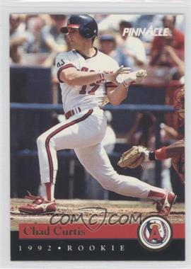 1992 Pinnacle Rookies - Box Set [Base] #29 - Chad Curtis
