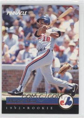 1992 Pinnacle Rookies Box Set [Base] #16 - Moises Alou