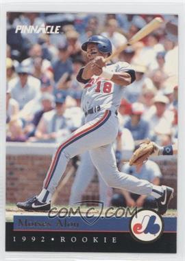 1992 Pinnacle Rookies Box Set [Base] #16 - Moises Alou