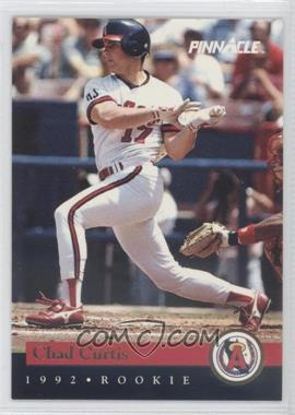 1992 Pinnacle Rookies Box Set [Base] #29 - Chad Curtis