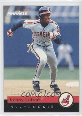 1992 Pinnacle Rookies Box Set [Base] #3 - Kenny Lofton