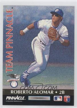 1992 Pinnacle Team Pinnacle #5 - Roberto Alomar, Ryne Sandberg