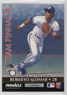 1992 Pinnacle Team Pinnacle #5 - Roberto Alomar, Ryne Sandberg