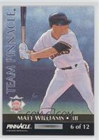 Robin Ventura, Matt Williams