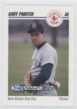 1992 SkyBox Pre-Rookie New Britain Red Sox #492 - Gary Painter