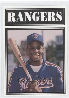 1992 Sport Pro Gulf Coast Rangers #22 - Cory Pearson