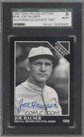 Joe Hauser [SGC AUTHENTIC]