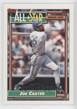 1992 Topps - [Base] #402 - Joe Carter