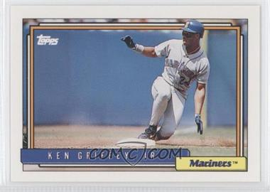 1992 Topps - [Base] #50 - Ken Griffey Jr.