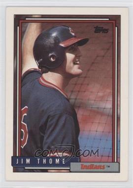 1992 Topps - [Base] #768 - Jim Thome