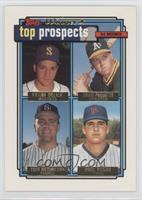 Frank Bolick, Craig Paquette, Todd Revenig, Paul Russo