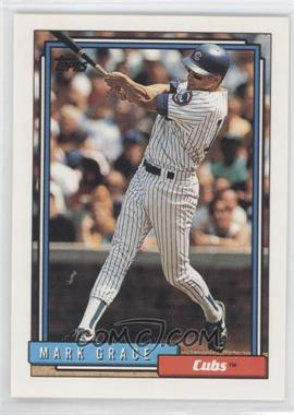 1992 Topps #140 - Mark Grace