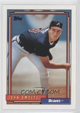 1992 Topps #245 - John Smoltz