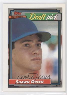 1992 Topps #276 - Shawn Green