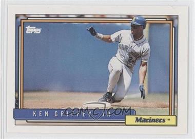 1992 Topps #50 - Ken Griffey Jr.