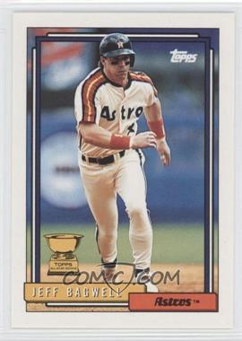 1992 Topps #520 - Jeff Bagwell