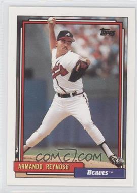 1992 Topps #631 - Armando Reynoso