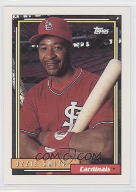 1992 Topps #760 - Ozzie Smith