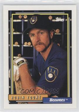 1992 Topps #90 - Robin Yount