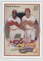 Johnny Bench, Joe Morgan
