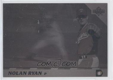 1992 Upper Deck Team MVP Holograms Box Set [Base] #45 - Nolan Ryan