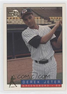 1993-94 Fleer Excel [???] #106 - Derek Jeter