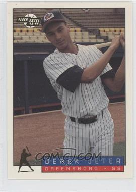 1993-94 Fleer Excel #106 - Derek Jeter