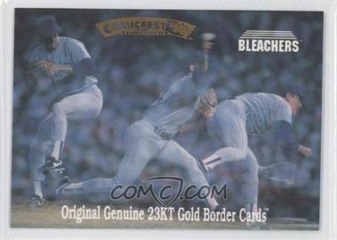 1993 Bleachers Nolan Ryan 6 Card Set #N/A - Nolan Ryan