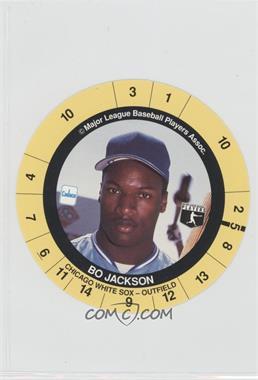 1993 Cadaco Game Discs - [Base] #BOJA - Bo Jackson
