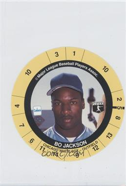 1993 Cadaco Game Discs #N/A - Bo Jackson